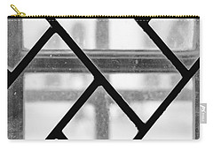 Carry-all Pouch featuring the photograph Geometric Glasswork by Christi Kraft