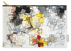 Abstraction Drawings Carry-All Pouches