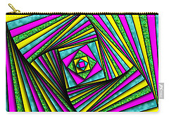 Geometry Art Carry-all Pouch