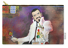George Michael Gentlemen And Ladies Carry-all Pouch