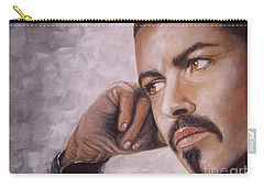 George Michael Careless Whisper Carry-all Pouch