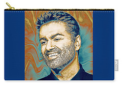 George Michael - Tribute  Carry-all Pouch