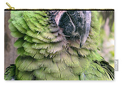 George The Parrot Carry-all Pouch