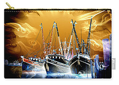 Georgetown Fantasy Shrimpers Carry-all Pouch