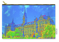 Georgetown University Carry-all Pouch