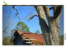 Georgia Barn Carry-all Pouch by Carla Parris