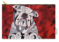 Georgia Bull Dog Carry-all Pouch