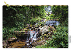 Georgia Mountain Stream Carry-all Pouch