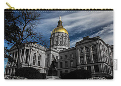 Georgia State Capital Carry-all Pouch