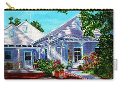 Georgia Street, Key West Carry-all Pouch