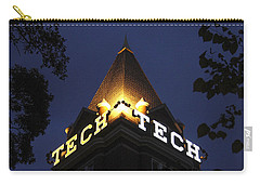 Georgia Tech Georgia Institute Of Technology Georgia Art Carry-all Pouch
