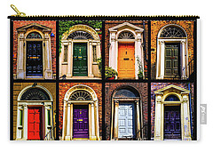 Georgian Doors Of Dublin 3 Carry-all Pouch