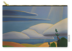 Georgian Shores - Left Panel Carry-all Pouch