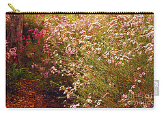 Geraldton Wax Shades Carry-all Pouch by Cassandra Buckley