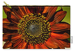 Gerber Daisy Full On Carry-all Pouch