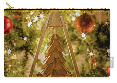 German Christmas Pyramid Carry-all Pouch