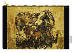 German Fleckvieh Bull 21 Carry-all Pouch