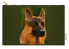 German Shepherd Carry-all Pouch