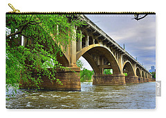 Gervais Street Bridge Carry-all Pouch