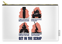 Scrap Carry-all Pouches