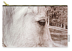 Get My Good Side, Please Carry-all Pouch