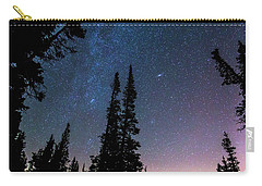Carry-all Pouch featuring the photograph Getting Lost In A Night Sky by James BO Insogna