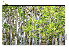 Getting Lost In The Wilderness Carry-all Pouch by James BO Insogna
