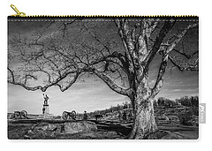 Gettysburg Below Little Round Top Carry-all Pouch