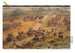 Gettysburg Cyclorama Detail Two Carry-all Pouch