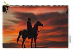 Gettysburg - Gen. Meade At First Light Carry-all Pouch