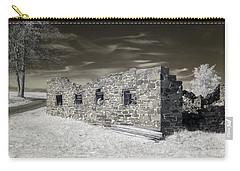Gettysburg - Rose Farm Ruins Carry-all Pouch