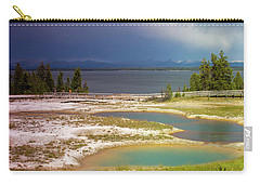 Geysers Pools Carry-all Pouch