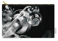 Carry-all Pouch featuring the photograph Ghost In The Machine by Wayne Sherriff