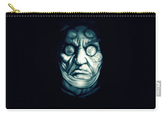 Ghost Marley Carry-all Pouch by Fred Larucci