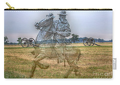Ghost Of Gettysburg Carry-all Pouch