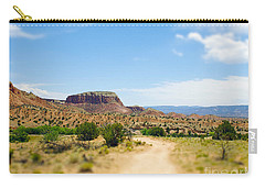 Ghost Ranch  Carry-all Pouch
