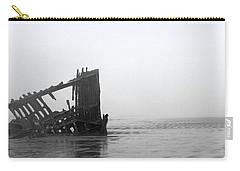 Ghost Ship Carry-all Pouch by Joseph Skompski