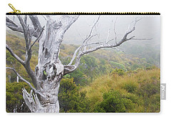 Carry-all Pouch featuring the photograph Ghost by Werner Padarin