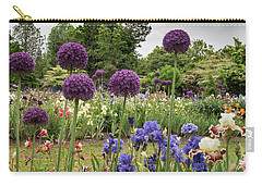 Giant Allium Guards Carry-all Pouch