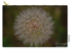 Giant Dandelion Carry-all Pouch by John Roberts