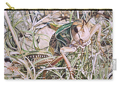Giant Grasshopper Carry-all Pouch