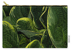Giant Hosta Closeup Carry-all Pouch