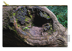 Giant Knot In Tree Carry-all Pouch
