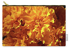 Giant Marigolds Carry-all Pouch