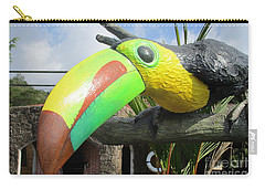 Giant Toucan Carry-all Pouch by Randall Weidner