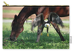 Giddy Up. Carry-all Pouch