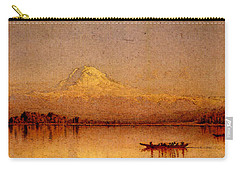 Gifford Sanford Robinson Mount Rainier Bay Of Tacoma Carry-all Pouch