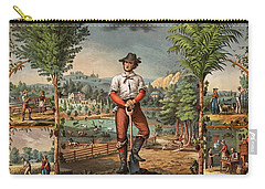 Gift For The Grangers Promotional Poster 1873 Carry-all Pouch