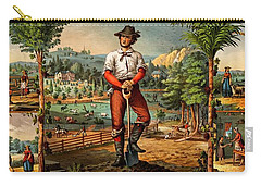 Gift For The Grangers 1873 Victoiran National Grange Agriculture Promotional Art Carry-all Pouch