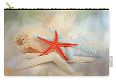 Gifts From The Sea Carry-all Pouch by Jai Johnson